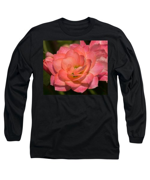 Kalanchoe Long Sleeve T-Shirt by Arlene Carmel