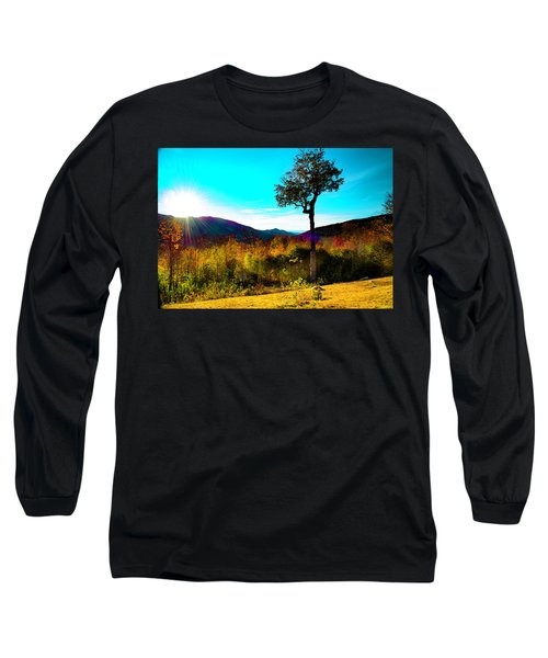 Kancamagus Sunset Long Sleeve T-Shirt