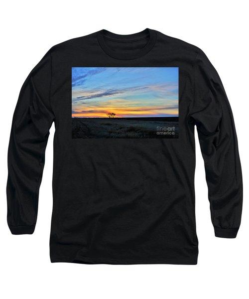 Kansas Sunrise1 Long Sleeve T-Shirt