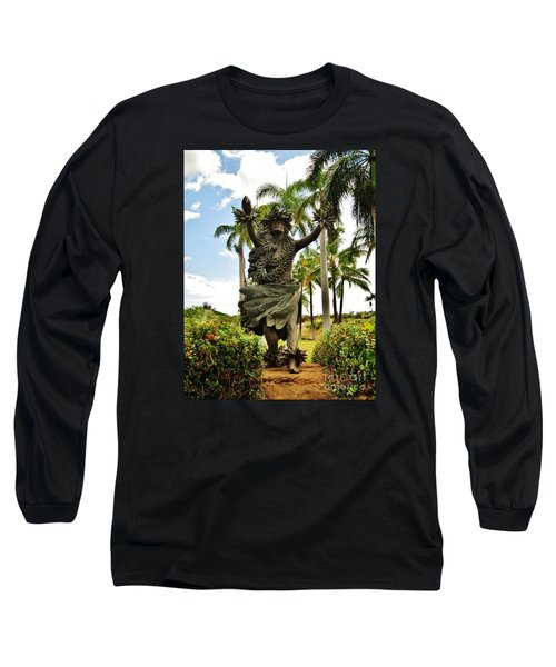 Long Sleeve T-Shirt featuring the photograph Kapo by Craig Wood