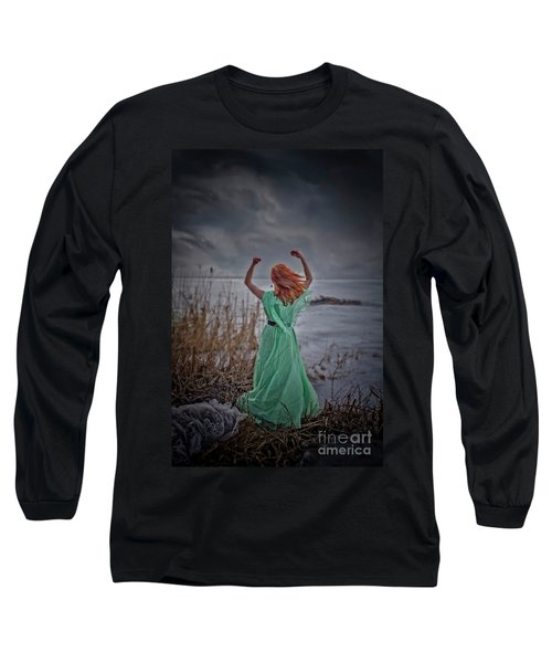 Katharsis Series 3/3 Release Long Sleeve T-Shirt by Agnieszka Mlicka