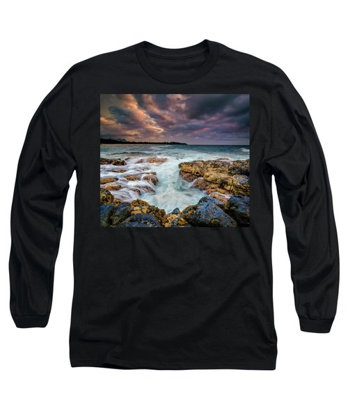 Kauai Ocean Rush Long Sleeve T-Shirt