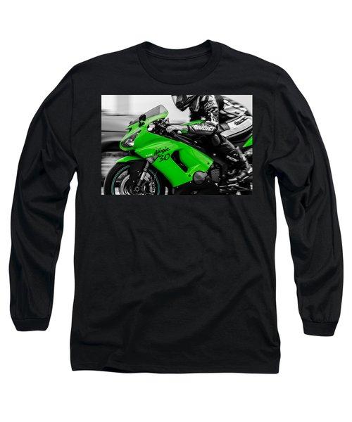 Kawasaki Ninja Zx-6r Long Sleeve T-Shirt