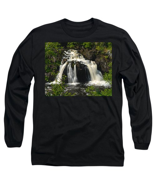 Kawishiwi Falls Long Sleeve T-Shirt