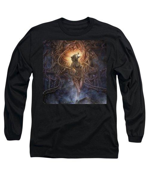 Kebechets Rebirth Long Sleeve T-Shirt