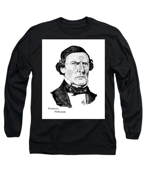 Kenneth Mckenzie Long Sleeve T-Shirt