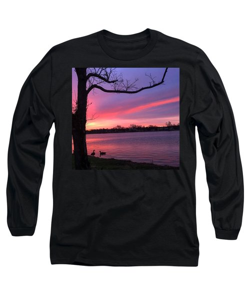 Long Sleeve T-Shirt featuring the photograph Kentucky Dawn by Sumoflam Photography