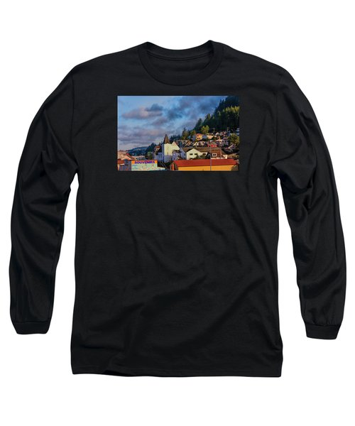 Ketchikan Morning Long Sleeve T-Shirt by Lewis Mann