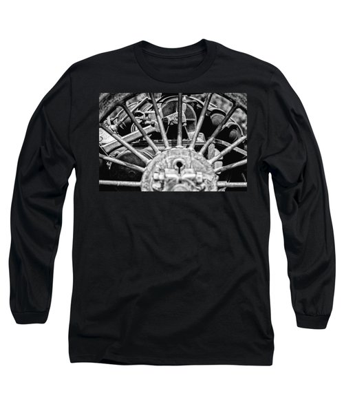 Key To Life Long Sleeve T-Shirt