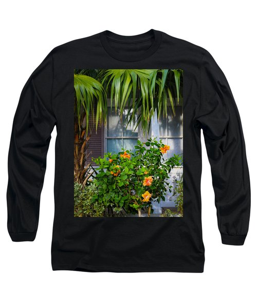 Key West Garden Long Sleeve T-Shirt