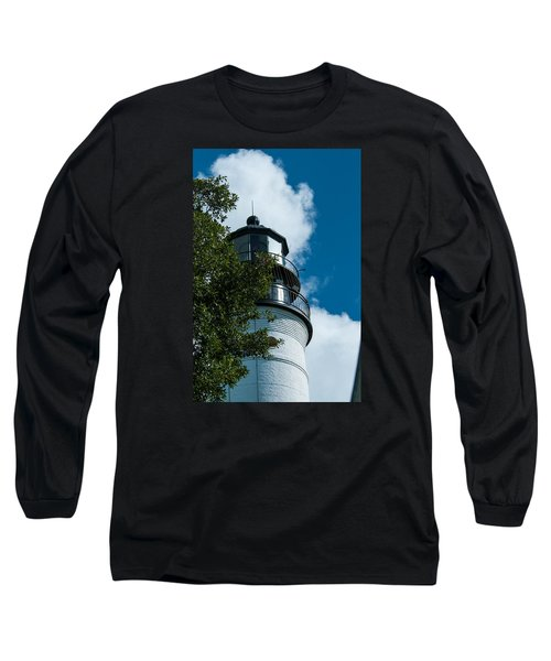Key West Lighthouse Long Sleeve T-Shirt