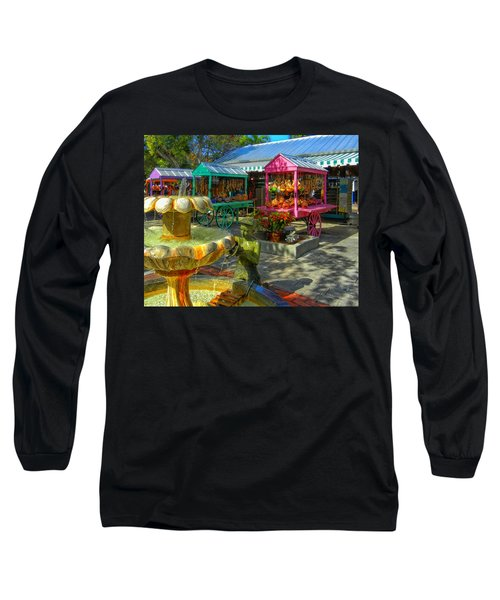 Key West Mallory Square Long Sleeve T-Shirt