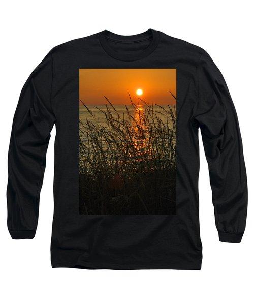 Key West Sunset Long Sleeve T-Shirt