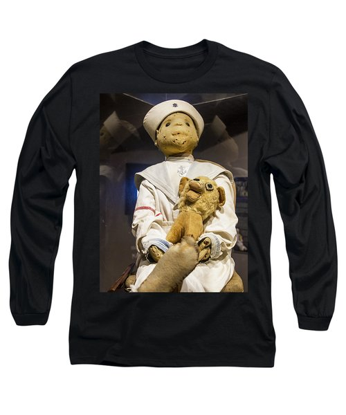 Key Wests Robert The Doll Long Sleeve T-Shirt