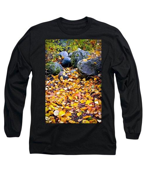 Kick Me Long Sleeve T-Shirt