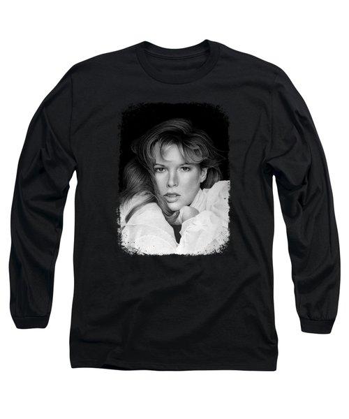 Kim Basinger Long Sleeve T-Shirt