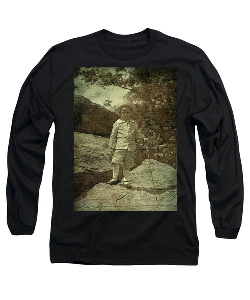 King Of The Mountaintop Long Sleeve T-Shirt
