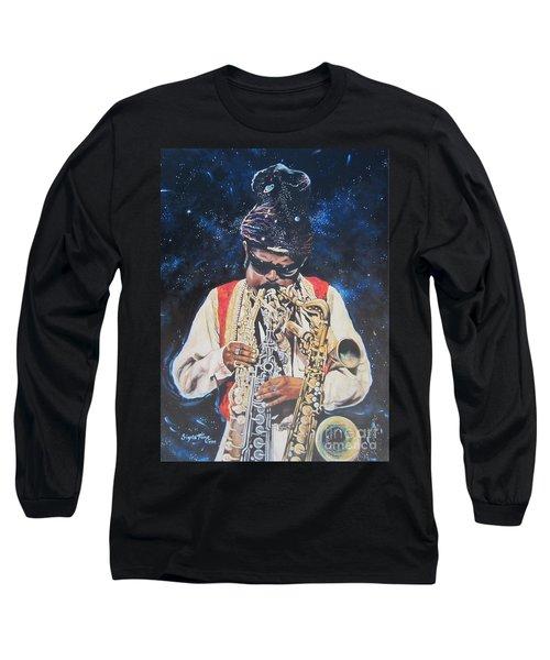American History. .  Rahsaan  Roland Kirk  Long Sleeve T-Shirt