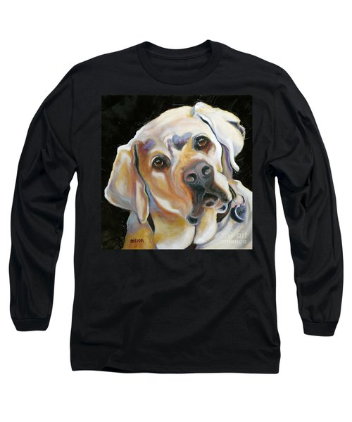 Kissably Close Lab Long Sleeve T-Shirt