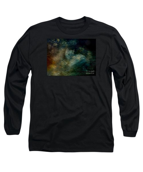 Long Sleeve T-Shirt featuring the photograph Kitty Art Rescue 1st Image  Please See Pg 2 By Sherriofpalmsprings by Sherri  Of Palm Springs