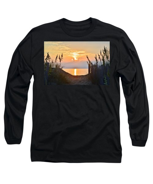 Kitty Hawk 7/28/16 Long Sleeve T-Shirt