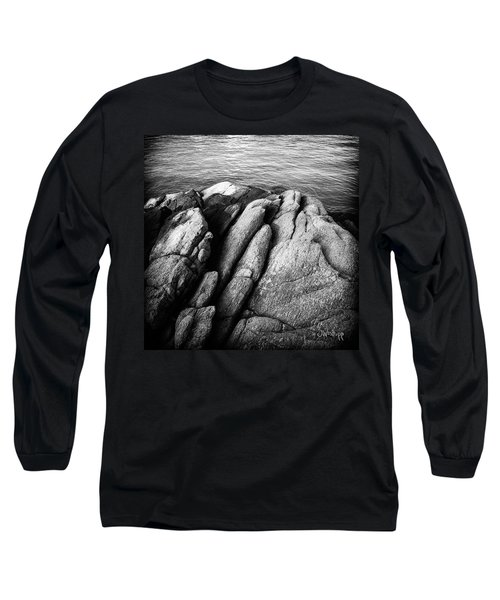 Ko Samet Rocks In Black Long Sleeve T-Shirt