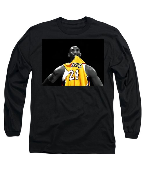Kobe Bryant 04c Long Sleeve T-Shirt