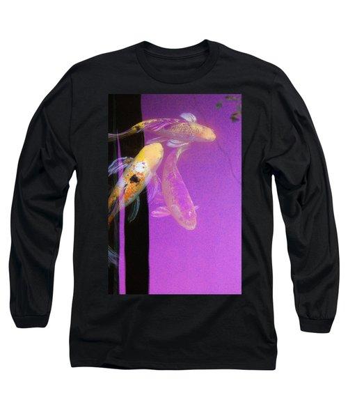 Koi Vi Magenta Long Sleeve T-Shirt
