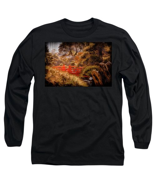 Kowloon - Red Bridge Long Sleeve T-Shirt