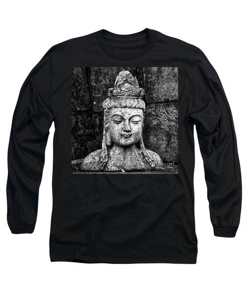 Quan Yin  Long Sleeve T-Shirt
