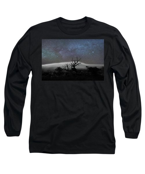 Kumulipo And The Sky Long Sleeve T-Shirt