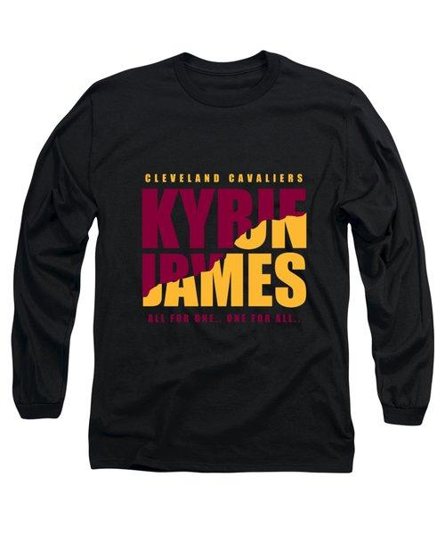 Kyriebron Long Sleeve T-Shirt by Augen Baratbate