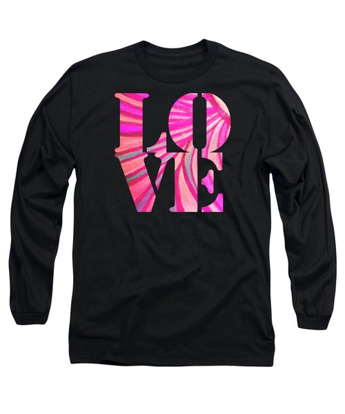 L O V E  Long Sleeve T-Shirt
