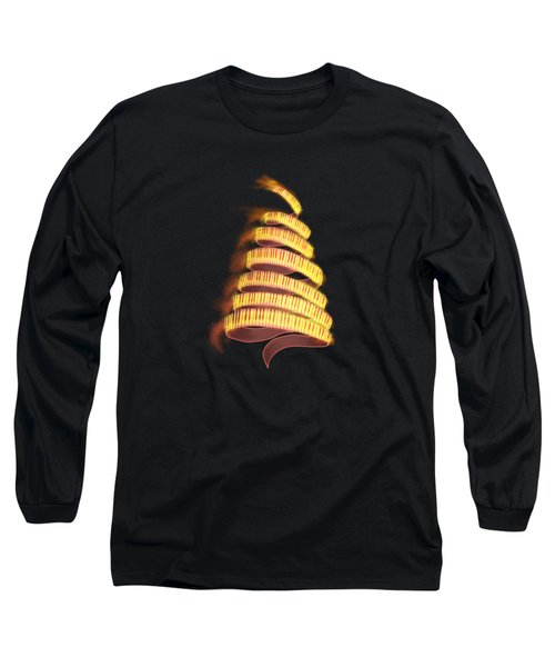 La Campanella By Franz List Long Sleeve T-Shirt