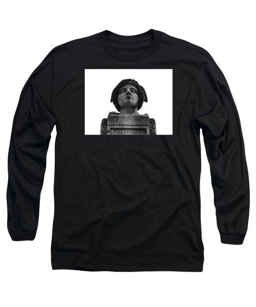 La Litterature Long Sleeve T-Shirt