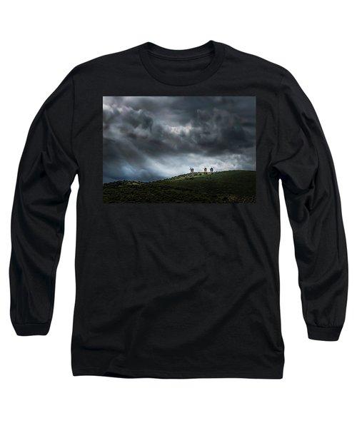 La Mancha Spain Long Sleeve T-Shirt