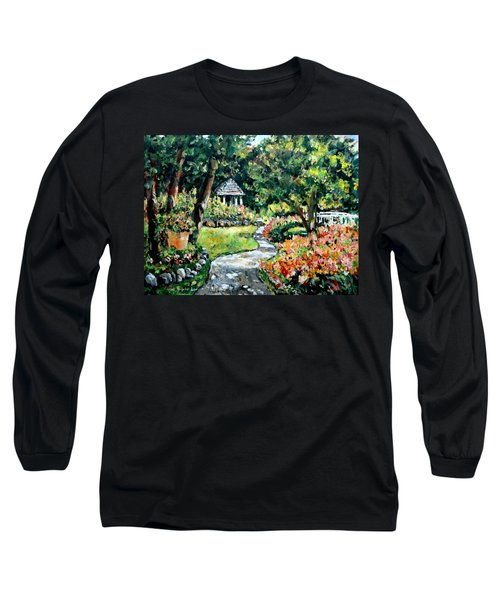 La Paloma Gardens Long Sleeve T-Shirt