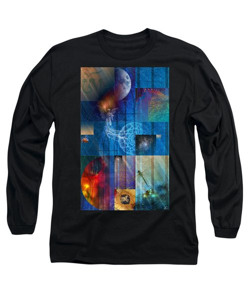La Signatura Long Sleeve T-Shirt by Kenneth Armand Johnson