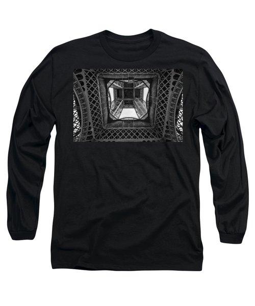 La Tour Eiffel Long Sleeve T-Shirt