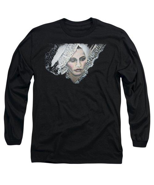 Lace Transparent Long Sleeve T-Shirt
