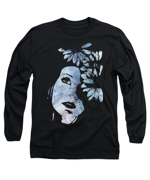 Lack Of Interest II Long Sleeve T-Shirt