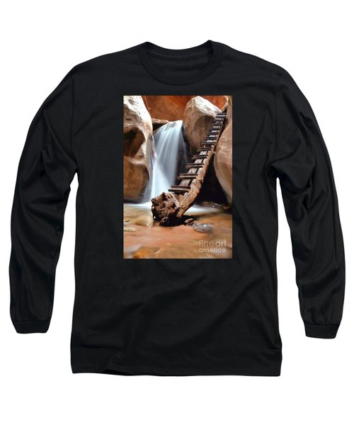 Ladder To Beyond Long Sleeve T-Shirt