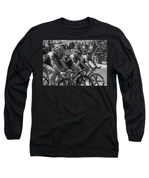 Ladies Team Pursuit Long Sleeve T-Shirt