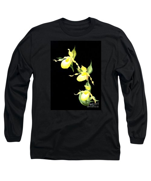 Ladies Trio Long Sleeve T-Shirt