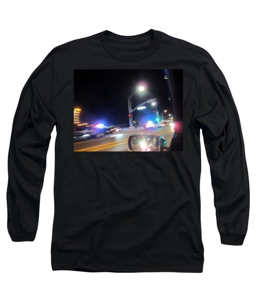 Laguna Night Long Sleeve T-Shirt