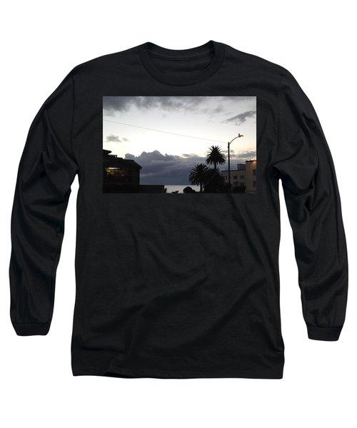 Laguna Rain 2015 Long Sleeve T-Shirt by Dan Twyman