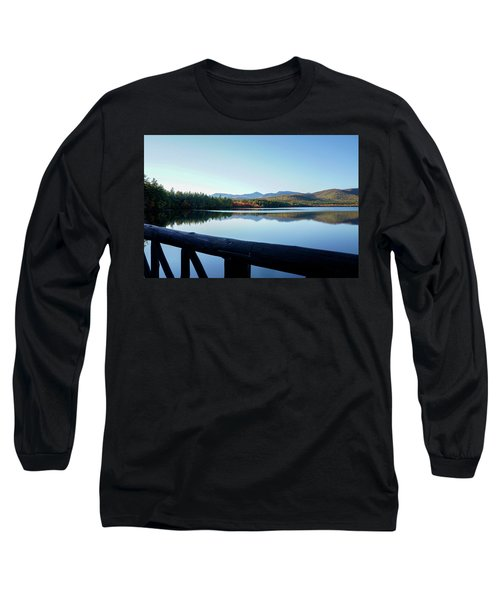 Lake Chocorua Autumn Long Sleeve T-Shirt