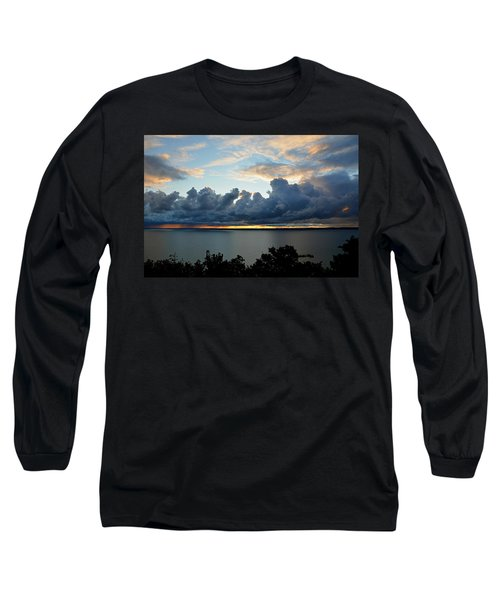 Lake Effect Sky Long Sleeve T-Shirt
