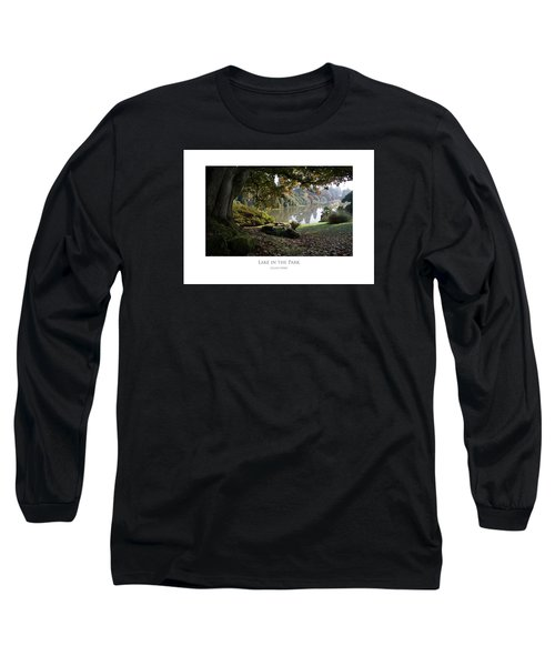 Lake In The Park Long Sleeve T-Shirt