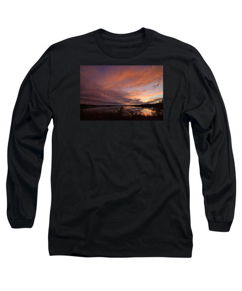 Lake Moss 2504b Long Sleeve T-Shirt by Ricardo J Ruiz de Porras